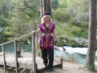Лариса Васильева, 6 ноября , Новосибирск, id71558970